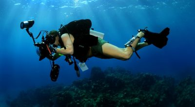 What to wear scuba diving in warm water