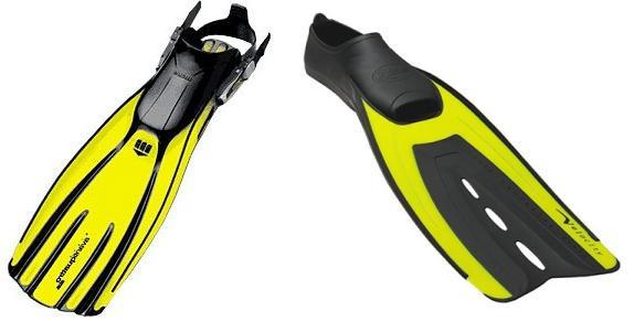 best scuba fins for travel