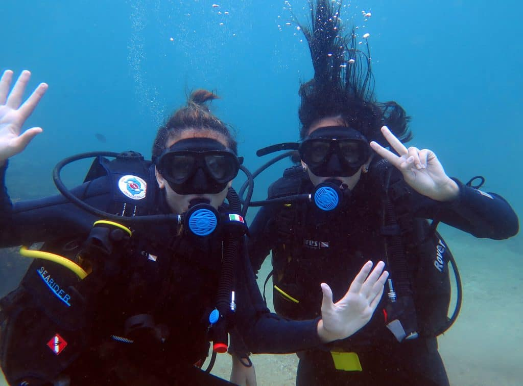 How to Breathe While Scuba Diving