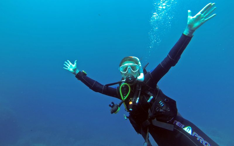how to get certified for scuba diving