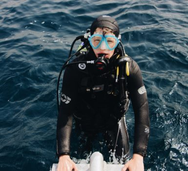 can you scuba dive with asthma